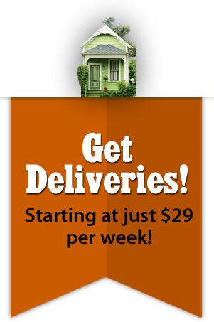 Get Organic Produce Delivered by Doorganics!